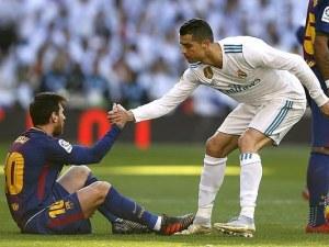 Ювентус предложил Роналдо на Барселона