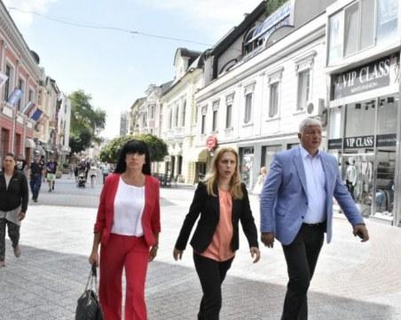 Вицепремиер и доверен зам.-министър на Борисов идват в Пловдив