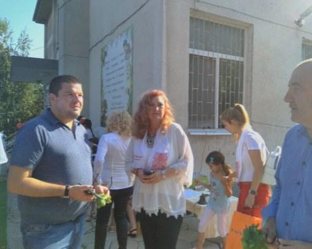 Ремонтират из основи детската градина в Марково