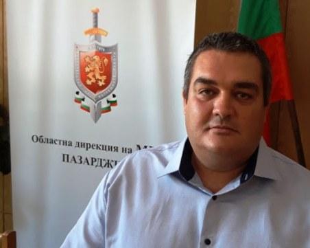 Зам.-директорът на полицията в Пазарджик е починал от коронавирус