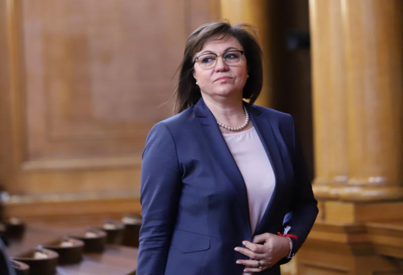 Нинова: Този парламент е изчерпан, не може да взима решения за Велико Народно събрание