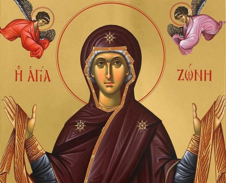 Отбелязваме големия празник Успение на Пресвета Богородица!