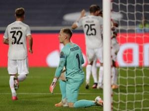 Унижение! Байерн вкара 8 на Барселона в Шампионска лига  и е на полуфинал