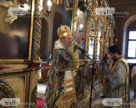 """Митрополит Николай с пламенна реч в защита на Борисов, нарече го """"миротворец"""""""