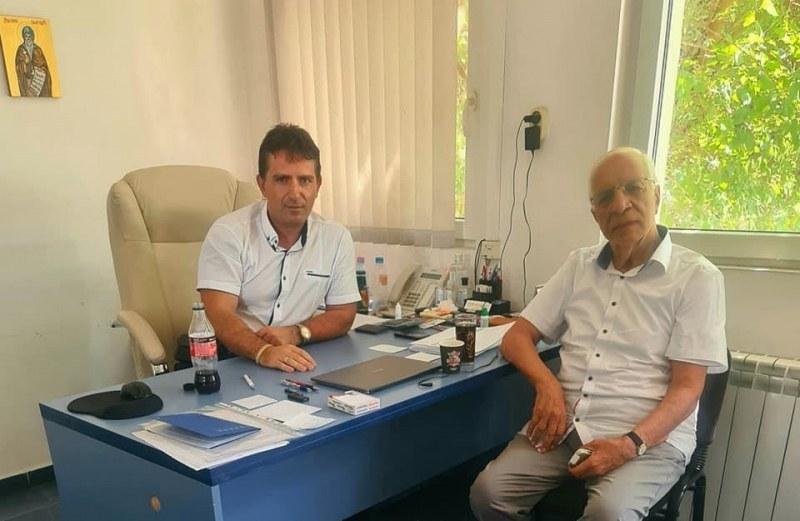 Проф. Чирков ще работи в пловдивска болница