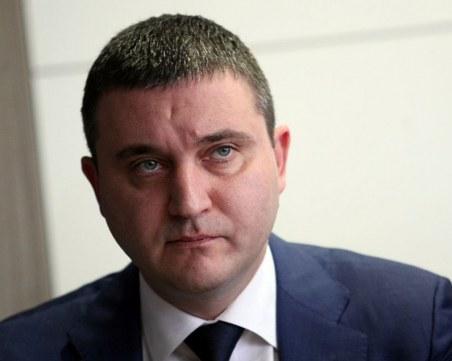Скорострелно: Владислав Горанов си отвори фирма, минава в частния сектор
