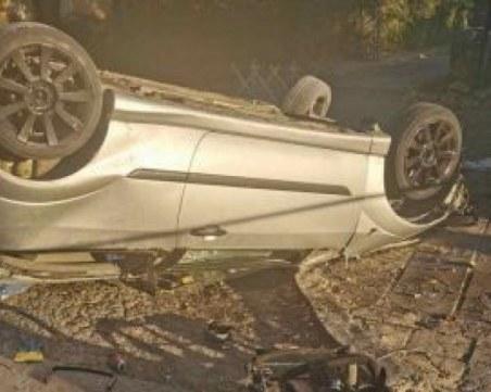 Превишена скорост, а не гонка, е довела до катастрофата с 3 жертви в Белгун