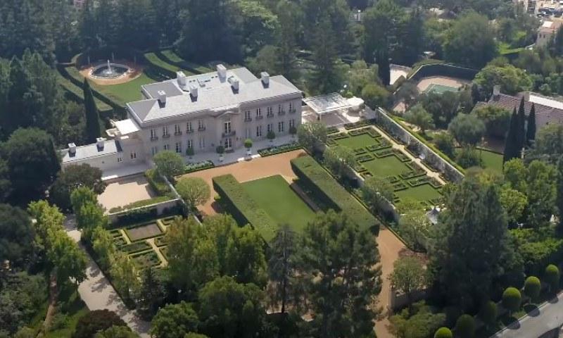Тук живее най-богатият човек на планетата: Разгледайте имота за 195 милиона долара