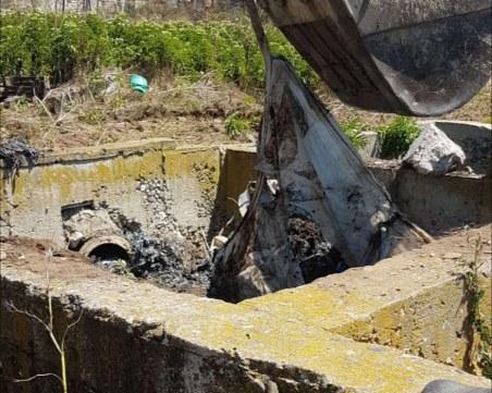 Още 210 тона опасен отпадък - открит край Рупци, свързаха го с Бобокови