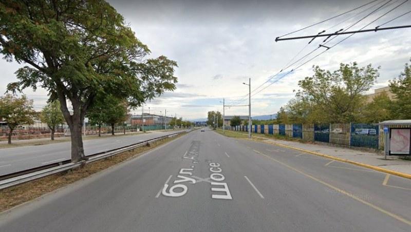 За първи път! Караме с до 70 км/ч на основно шосе в Пловдив