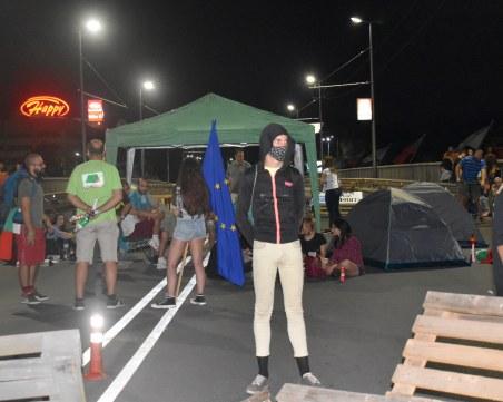На вниманието на столичните гастрольори: Гражданите на Пловдив не желаят барикади по кръстовищата