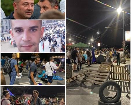 Кой строи барикадите в Пловдив? По досиетата ще ги познаете