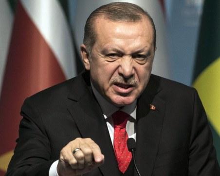 Ердоган: Гърция сее хаос в Средиземно море