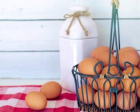 Какво да правим с излишните яйчни белтъци и жълтъци? Ето няколко идеи