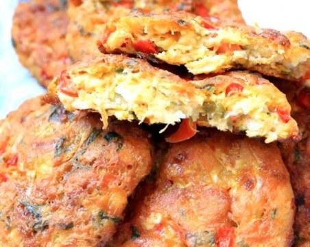 Плескавици от тиквички на фурна - здравословен и вкусен обяд