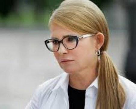 В критично състояние: Юлия Тимошенко е на апаратно дишане