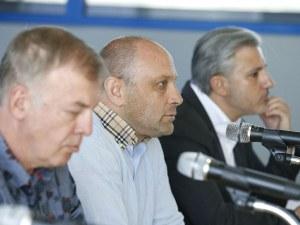 Сираков, Тити и Павел Колев разясниха ситуацията в Левски, отговориха на редица въпроси