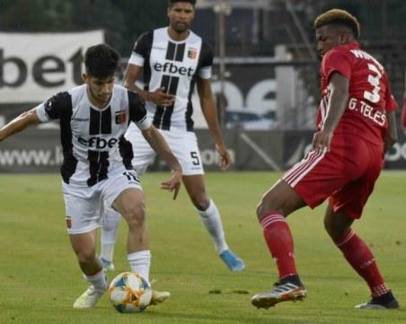 Локо напред в Лига Европа след трудна победа в Подгорица