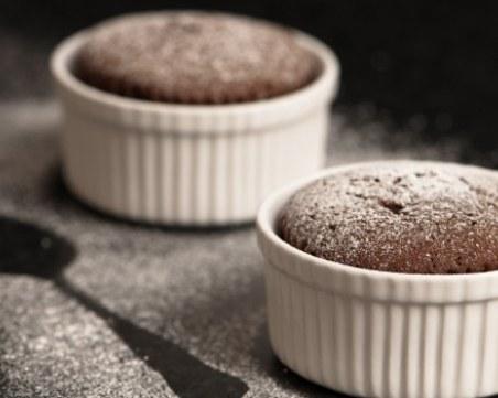 Шоколадово суфле без захар и брашно! Възможно ли е?