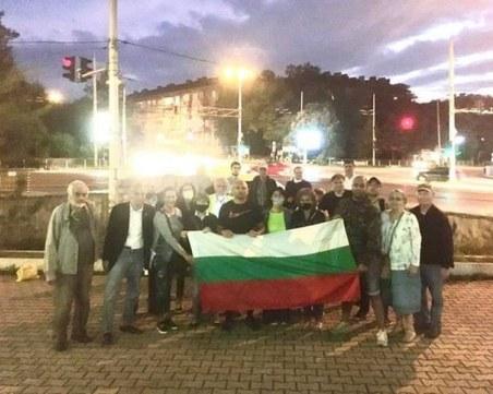 Стъки тръгва срещу протеста в София