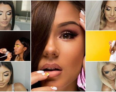 Beauty гримьорът Христина Ангелова: Разликата, между модерното у нас и това по света, е шокираща