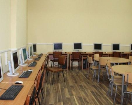 Обраха училище край Пазарджик, задигнаха компютри и копирна машина