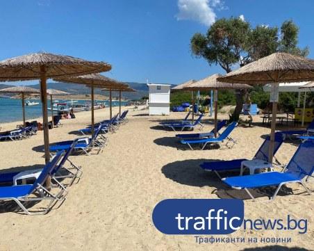 Плажовете в Гърция пустеят, сезонът е катастрофа