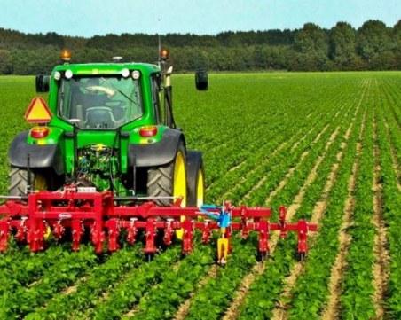 Подпомагат с 56,6 млн. лева земеделски стопанства заради кризата