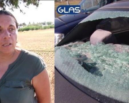 Разказ на майка с дете, пътувала в една от ударените коли край Пловдив ВИДЕО