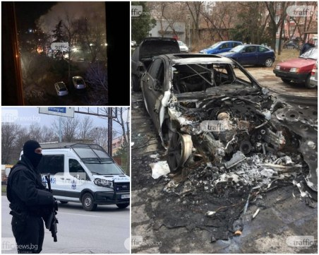 Случайно или не? Колата на дилъра Кьора запалена преди години пред дома му