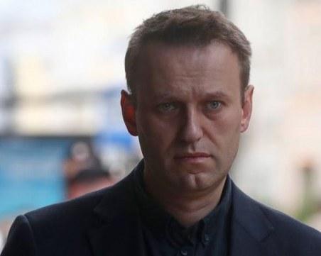 Алексей Навални е бил отровен с новичок