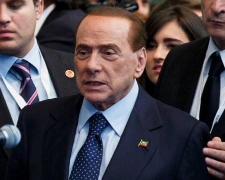 Силвио Берлускони е с COVID-19