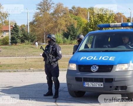 Удар на полицията! Разбиха престъпна група, пласирала две години дрога в Сливенско