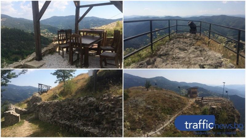 Из владенията на Момчил в Родопите: тракийско светилище и невероятна панорама