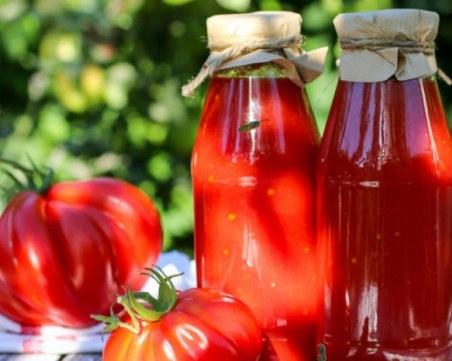 Доматен сок постарому: Съвършенство на вкусове без консерванти