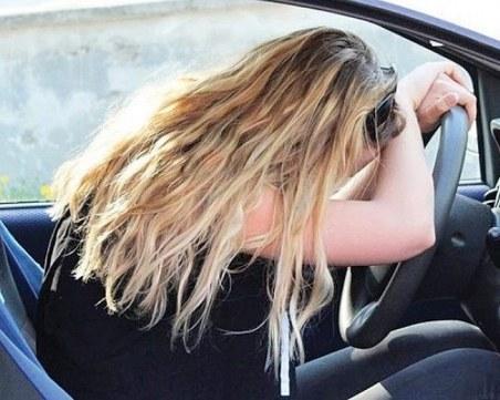 Рекордно! 25-годишна шофьорка с 4,29 промила алкохол
