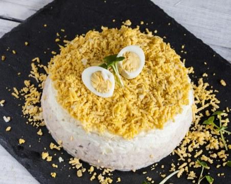 Богата палачинкова торта - всеки ще ви поиска тази рецепта