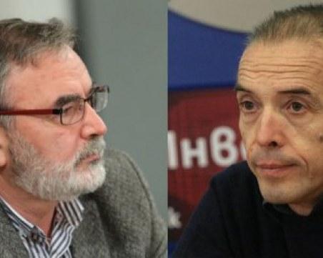 Мангъров Vs Кунчев: Задочен скандал в ефир между главния инспектор и доцента