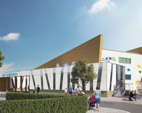 Очаквано: Атакуваха в КЗК новата детска градина в Пловдив, която ще се строи от Тодор Бурджиев
