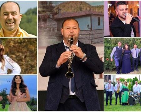 Популярни имена се събират в Пловдив, за да пеят в подкрепа на музиканта Минко Илиев