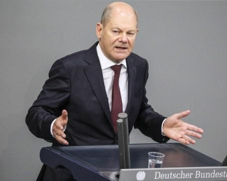 Олаф Шолц: Европейската икономика се възстановява по-добре, отколкото очаквахме