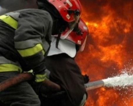 Пожар избухна в ямболско предприятие