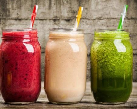 Четири вкусни и питателни рецепти за смути