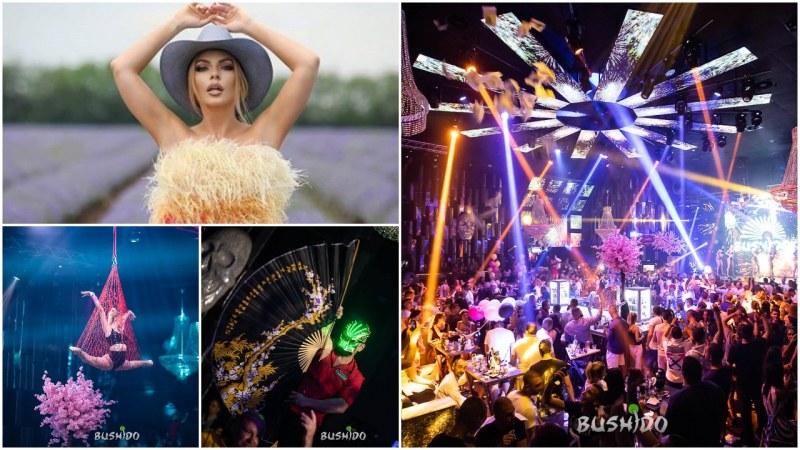 Bushido Club атакува новия сезон с двудневно неоново парти