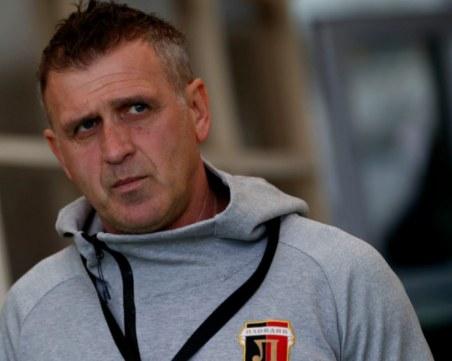 Бруно Акрапович: Искам да покажем нашата игра, за мен е чест да се изправя срещу Моуриньо