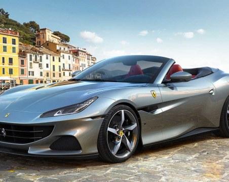 Ферари показа новата версия на бестселъра Портофино