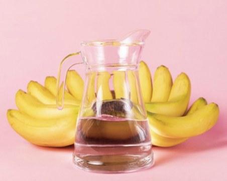 Как да си направим бананов чай за добър сън