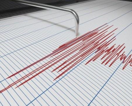Земетресение се усети край София