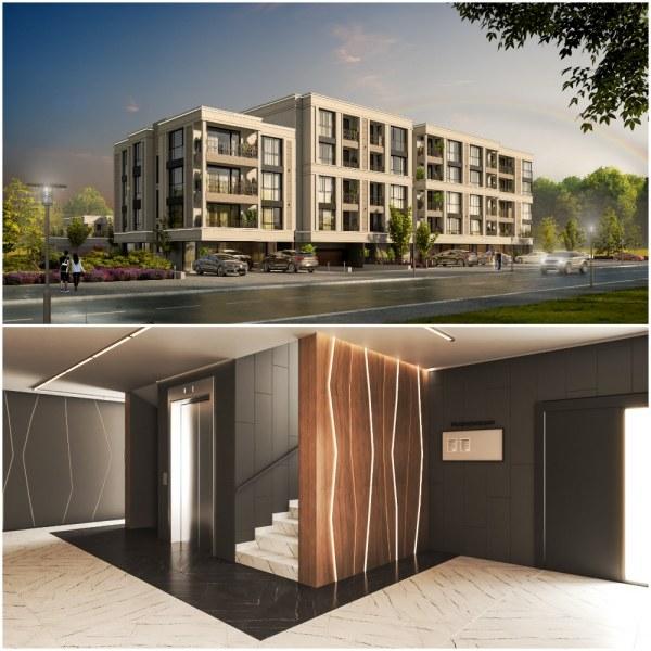 Regatta Park West предлага нов дом в премиум клас сграда в чиста среда
