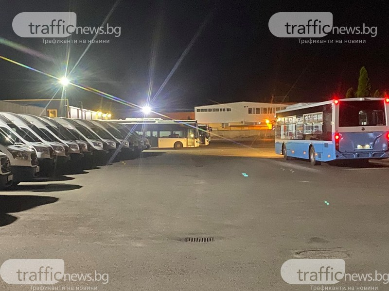 Шофьор на автобус уби кондукторка в Тракия, не разбрал, че е минал през нея